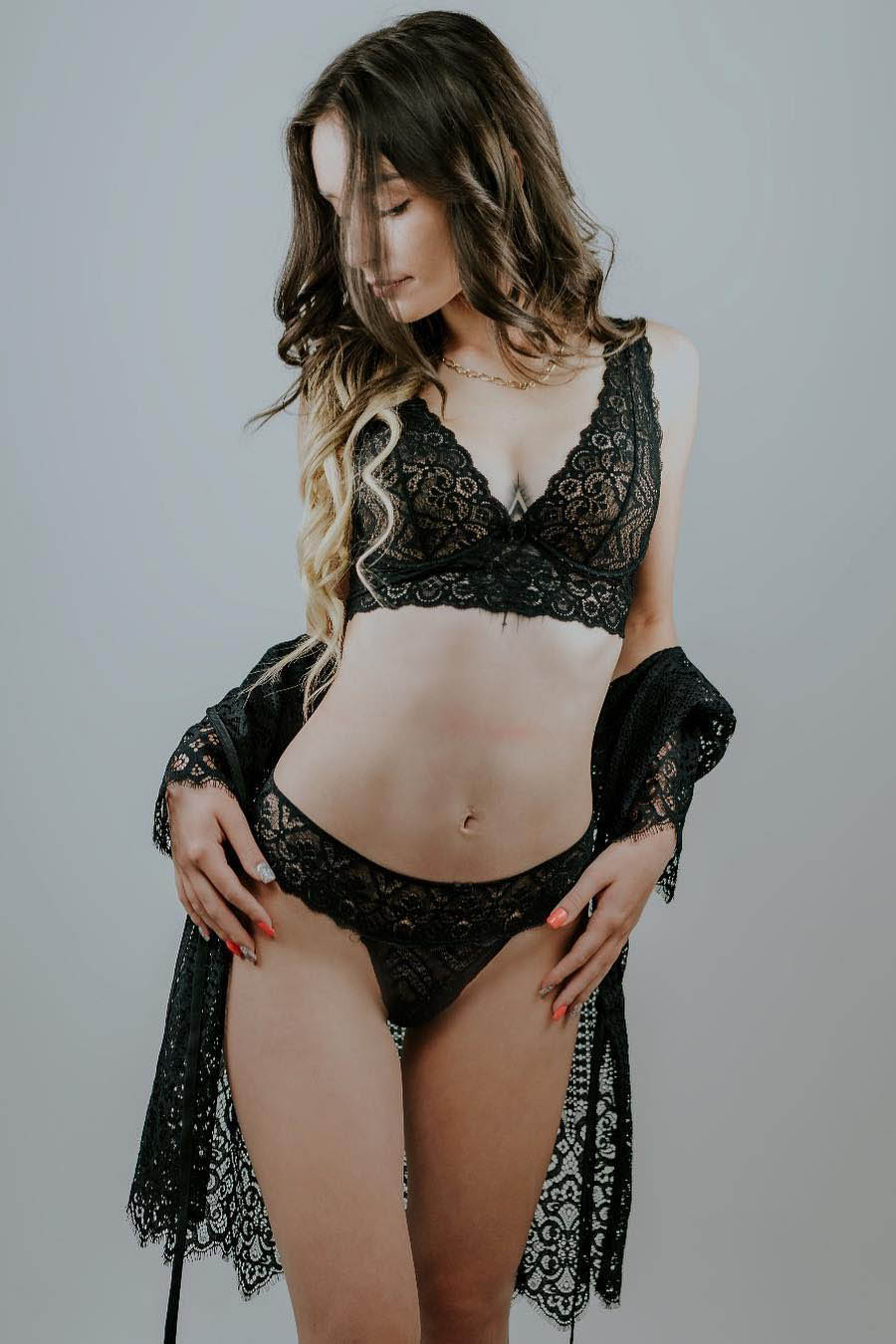 Эскорт модель Вероника
