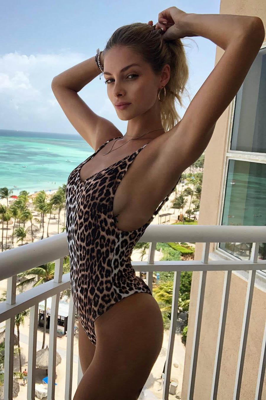 Uliana 18-year-old blonde